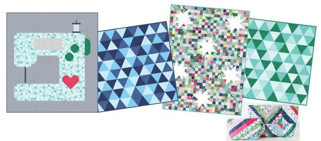 Some of V & Co patterns