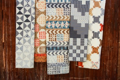 Mondern Neutrals Quilts