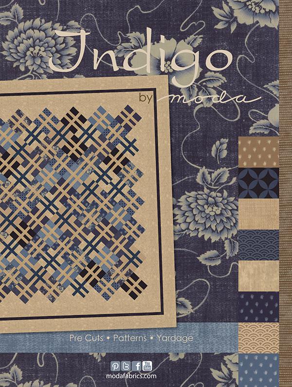 Primitve Quilts-indigo
