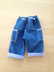 Brigitte Heitland Baby Pants