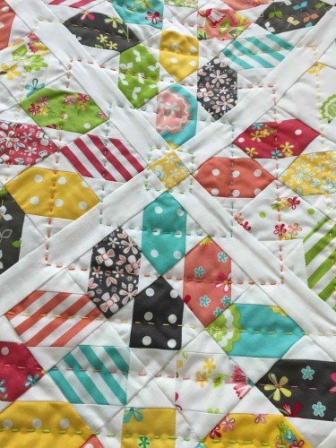Corey Yoder Big stitch quilting Moda 2