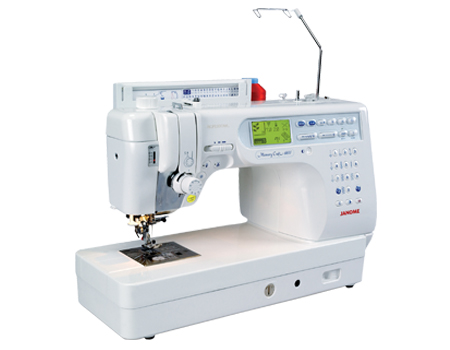 Janome MC 6600P