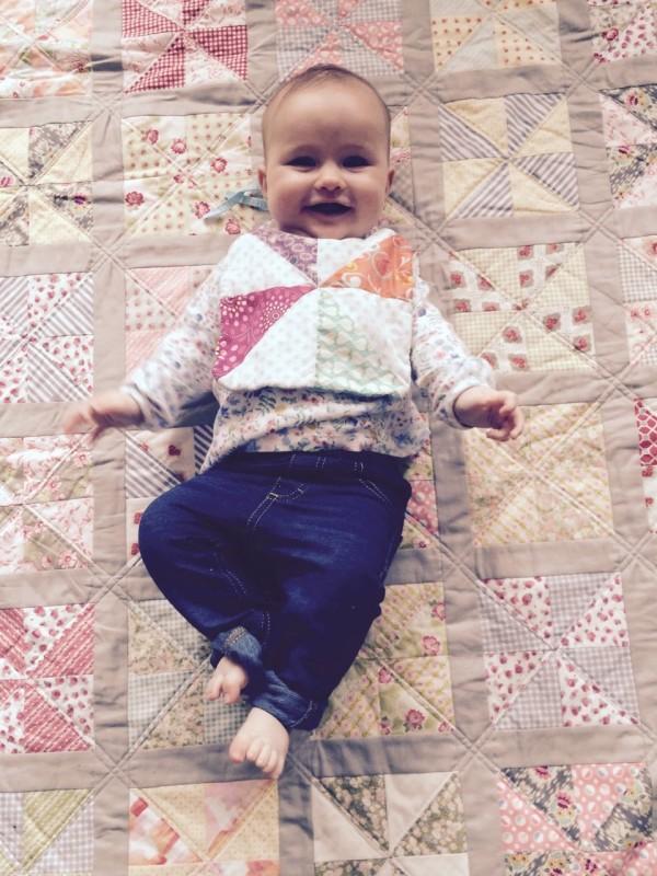 Baby Belle on Ambleside