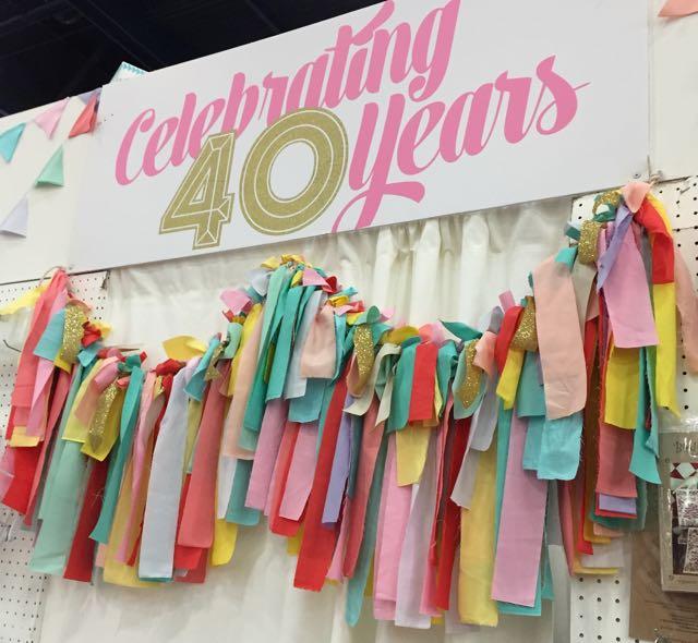 Moda celebrating 40 years