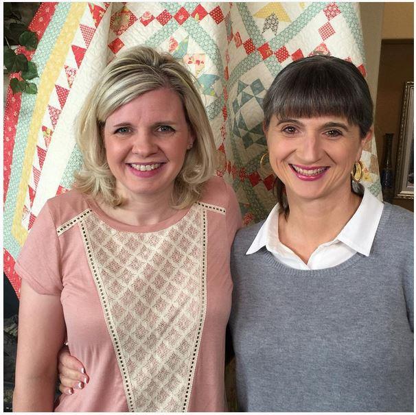 Joanna and Kimberly 2