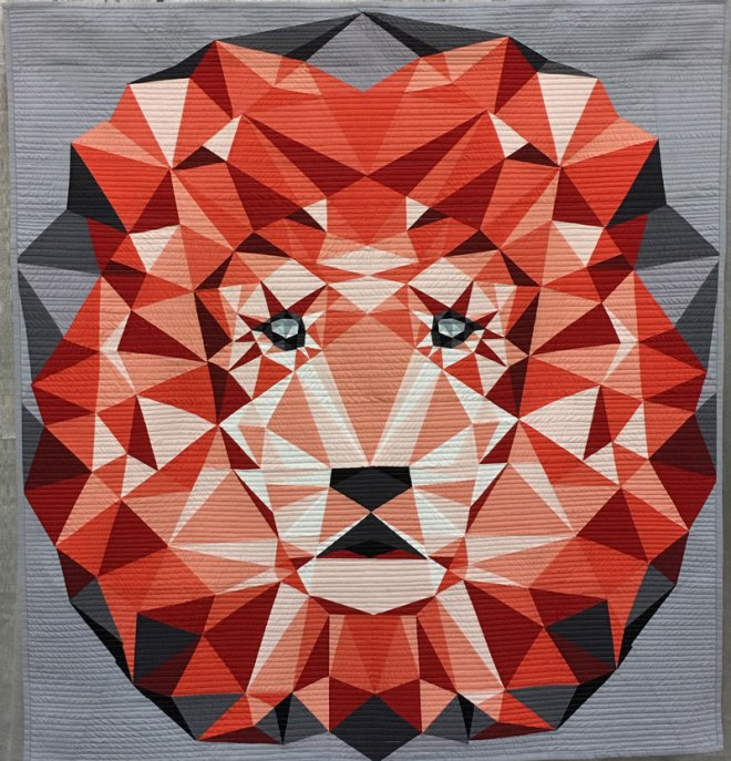 Violet-Craft-Jungle-Abstractions-The-Lion