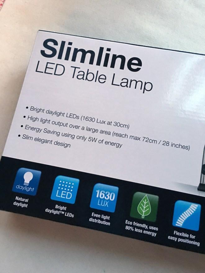 CT Slimline-LED-Lamp