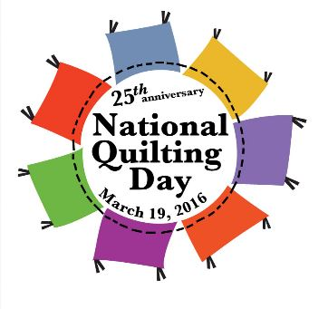Quilt Alliance National Quilting Day