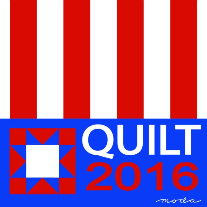 2016 Presidential Stickers