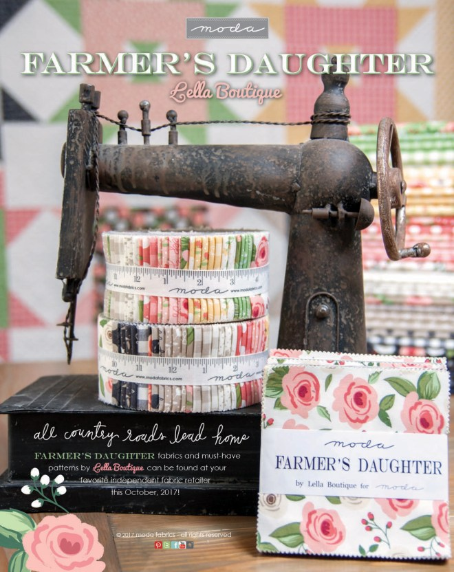 Farmer's Daughter by Lella Boutique