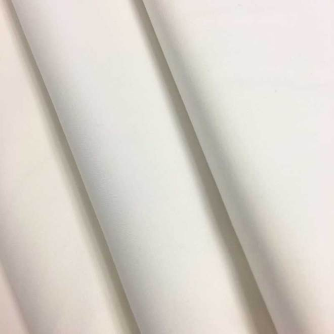 Bella Solids White Bleached By ModaUnited Notions 5 yard cut 9900 98
