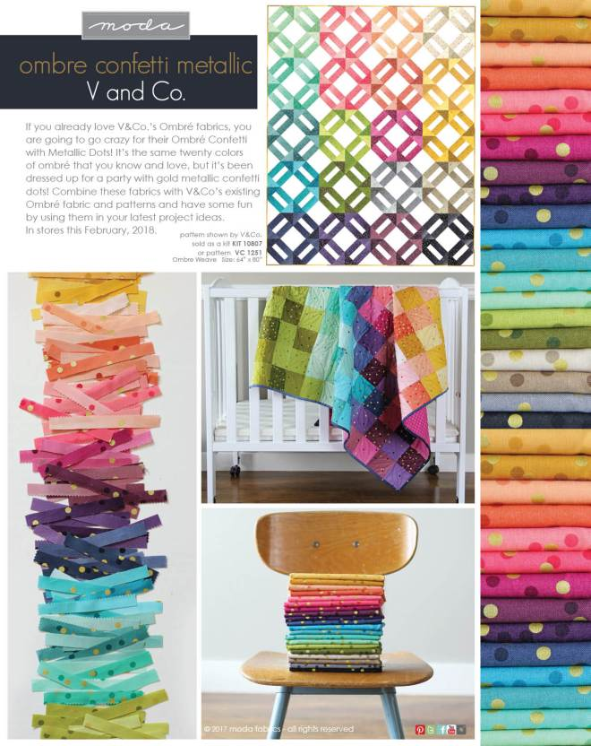 Ombre Confetti by Vand Co