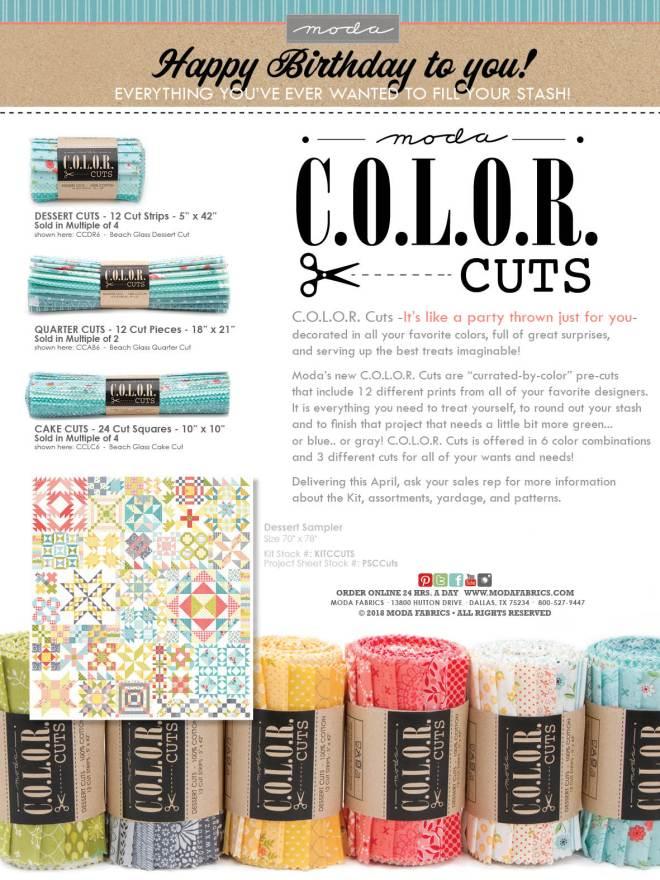 COLOR Cuts