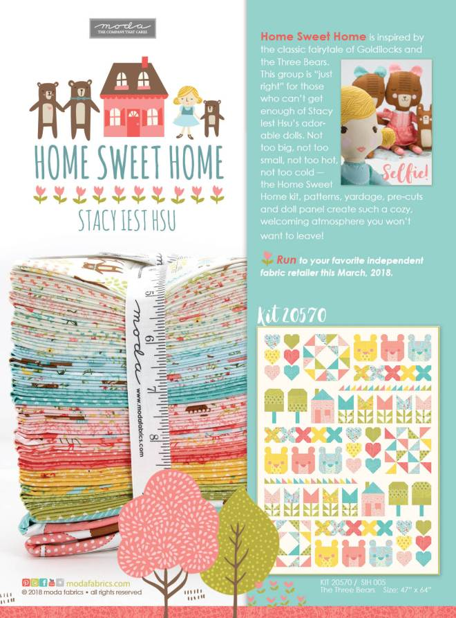 Home Sweet Home by Stacy Iest Hsu
