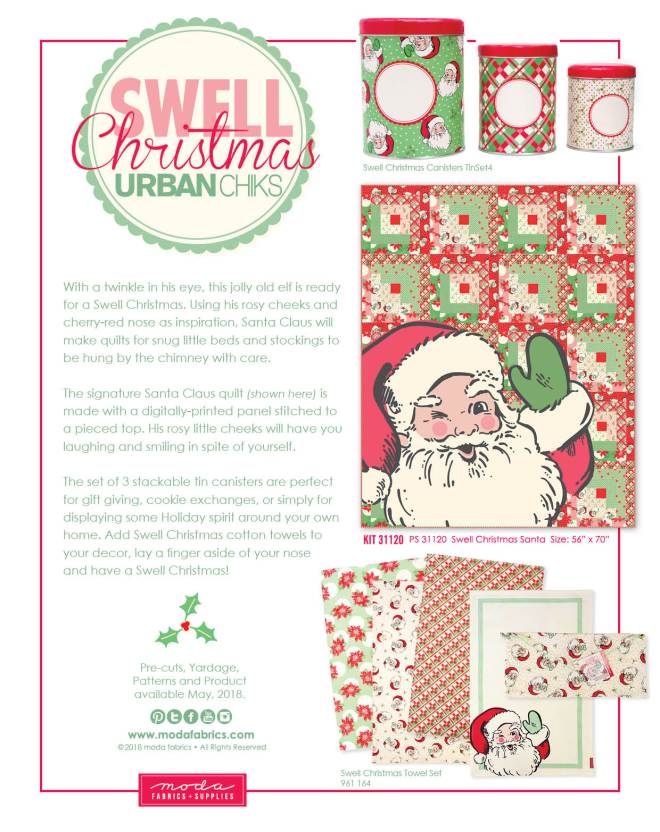 Swell Christmas by Urban Chiks