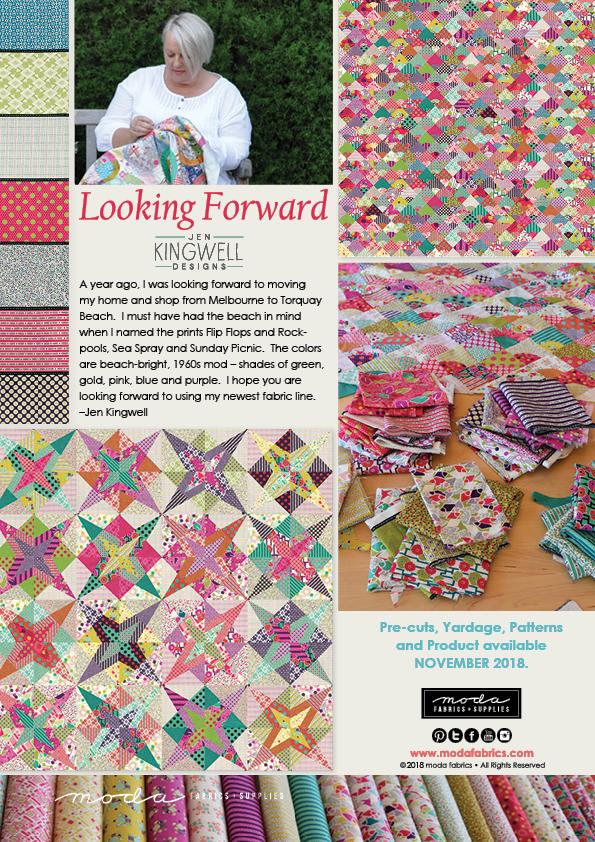 Looking Forward by Jen Kingwell