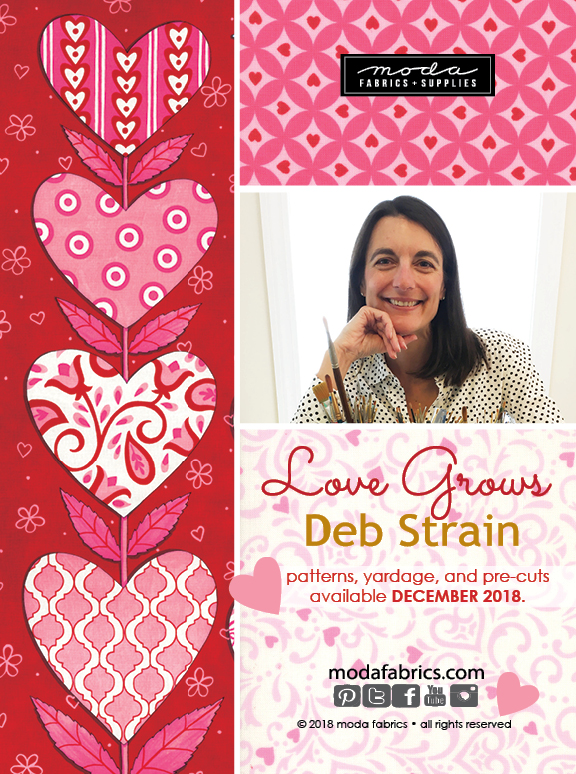 Love Grows by Deb Strain