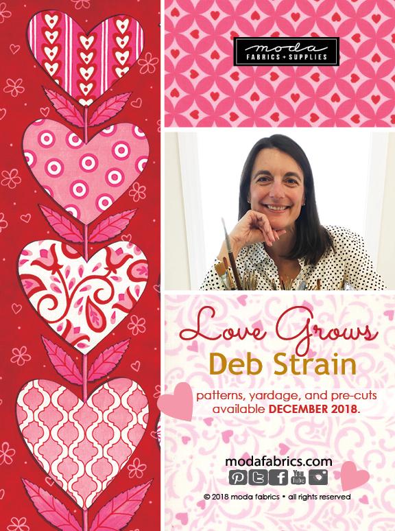 Love Grows by Deb Strain