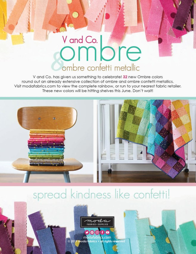 Ombre 2019 by V and Co