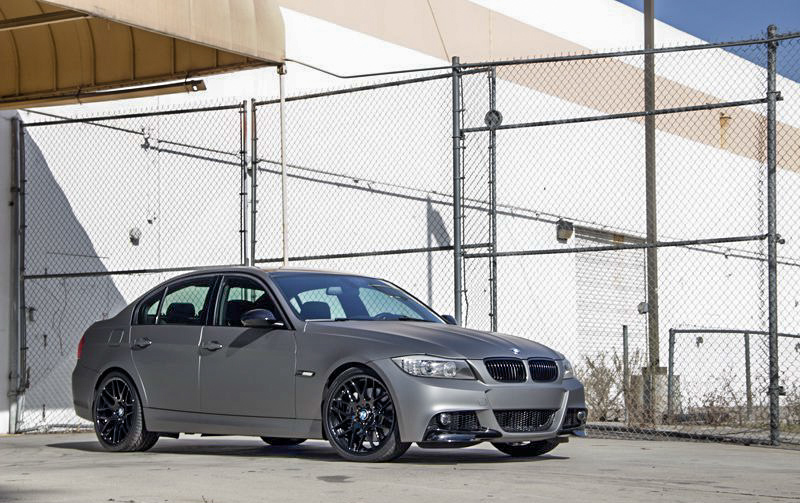 bmw-e90-335d-metallic-matte-gunmetal-wrapped-photoshoot-10
