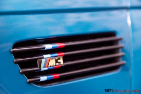 Seca Blue M3 Logo