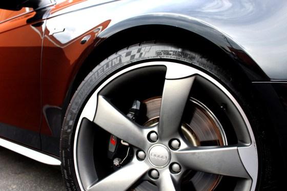 2012 Audi S4 Prestige Brake Detail