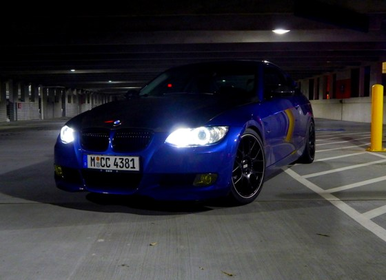COTM Jan 2014 Josh Z 2007 BMW 328i E92 on black BBS CH-R 001