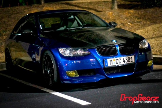 COTM Jan 2014 Josh Z 2007 BMW 328i E92 on black BBS CH-R 013