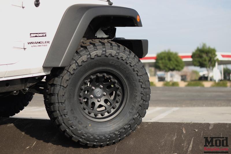 Jeep Jk Lift Kit Teraflex >> Get Lifted: Jeep Wrangler Sports Unlimited - ModBargains.com's Blog