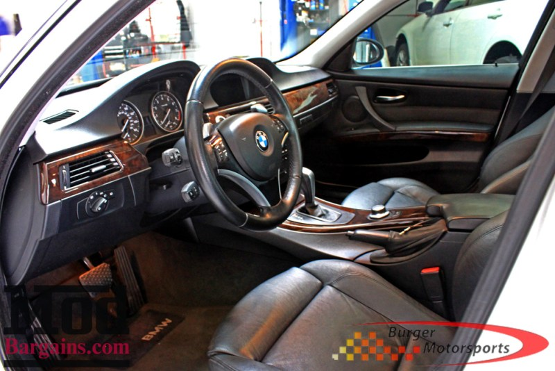 BMW-E90-335i-Matt-T-BMS-JB4-Interior