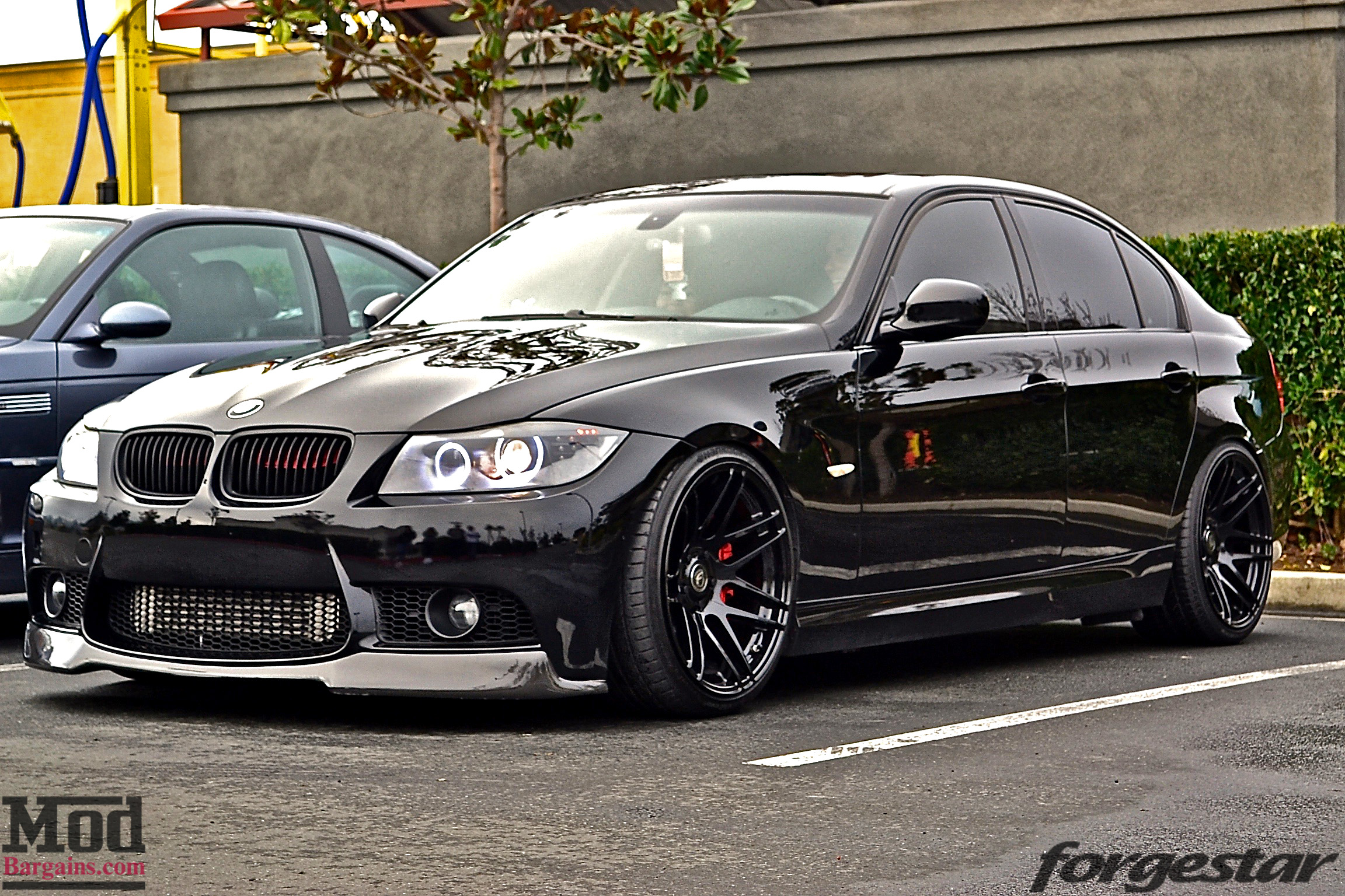 Cole Durden's E90 335i Brings The Fight on Forgestar F14 ...