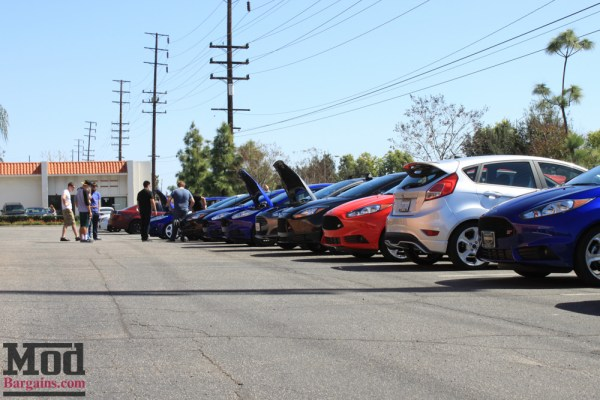 Gallery: SoCal Ford ST/EcoBoost Meets Feb/March 2015@ModAuto – Next Meet Sat April 25th 11A-2P