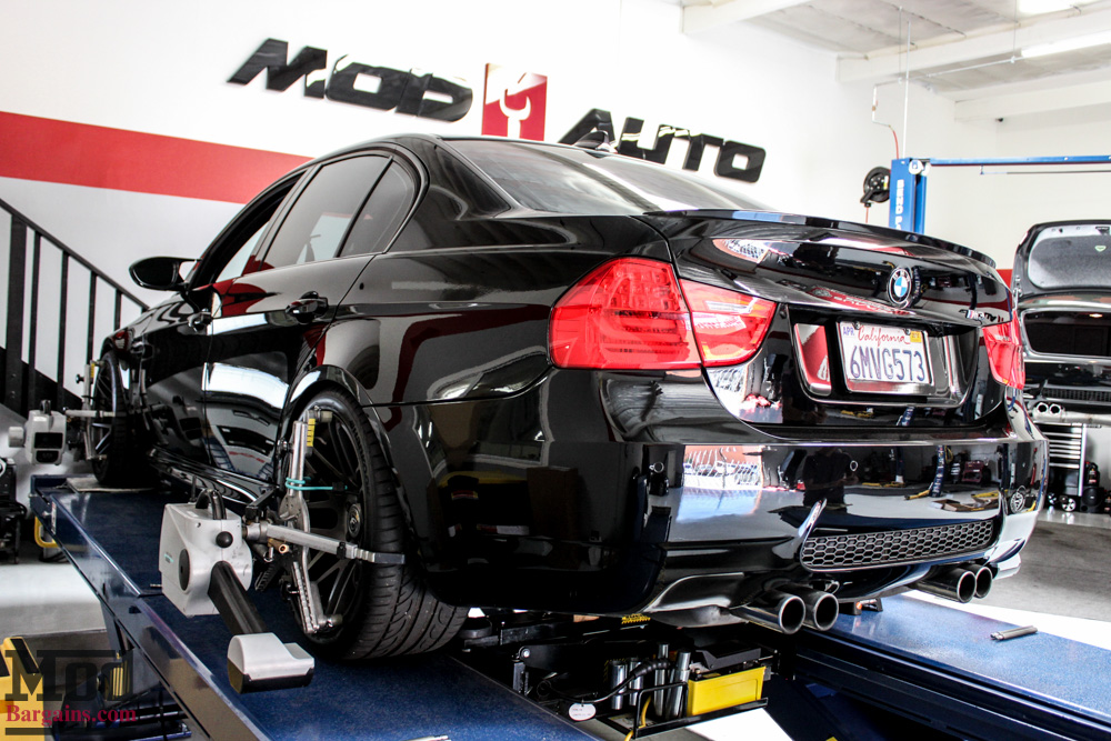 Modauto Now Offers Alignment For Lowered Cars