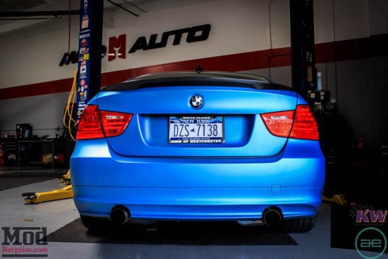 BMW_E90_335xi_Avant_Garde_M510_19in_Silver_KW_V1_Coilovers_AE_Catback_-13