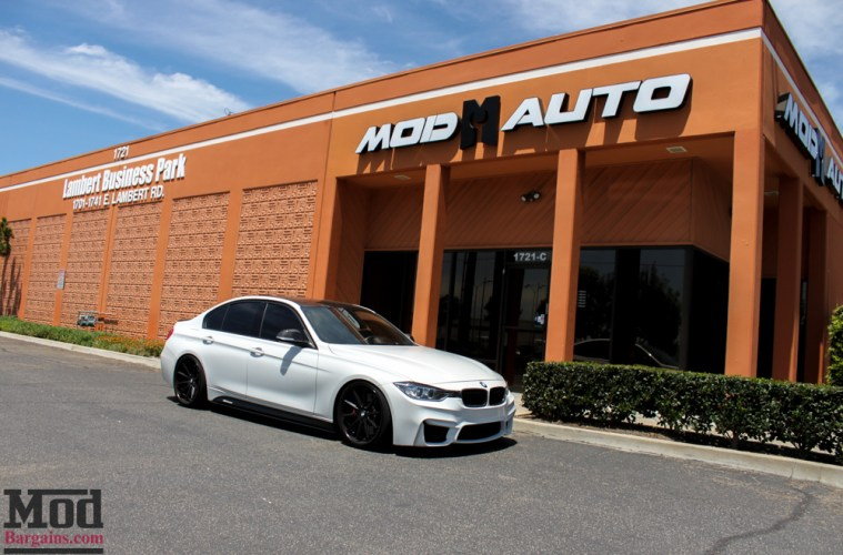 Bmw 320i Modified >> 5 Best Mods for BMW F30 335i, 328i, 320i & 335d