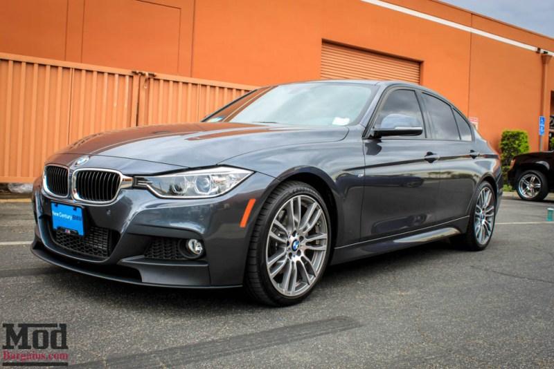 BMW_F30_Performance_Quad_Diffuser_splitter_Remus_exhaust_335i_-8