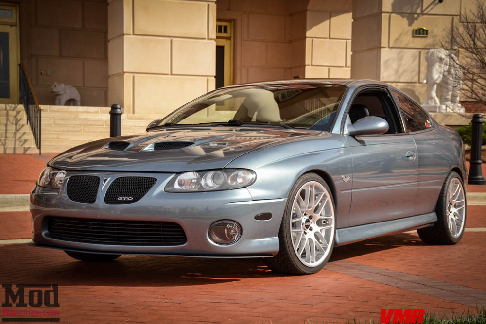 5 Best Mods for 2004-06 Pontiac GTO - The Hidden Gem in the Goat