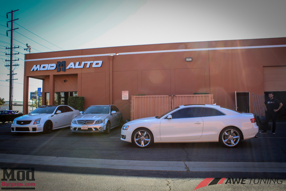 4 Best Mods for B8/B8 5 Audi A5 2 0TFSI 3 0TFSI & 3 2 FSI