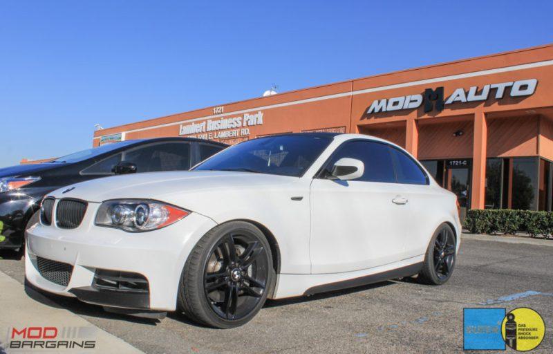 BMW_E82_135i_Bilstein_Coils_Msport_Bumper (6)