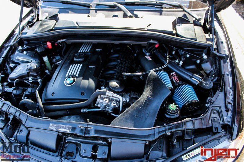 BMW_E82_135i_ER_FMIC_CP_Injen_Intake_Ark_Exhaust_COBB_AP_Forgestar_CF5-50