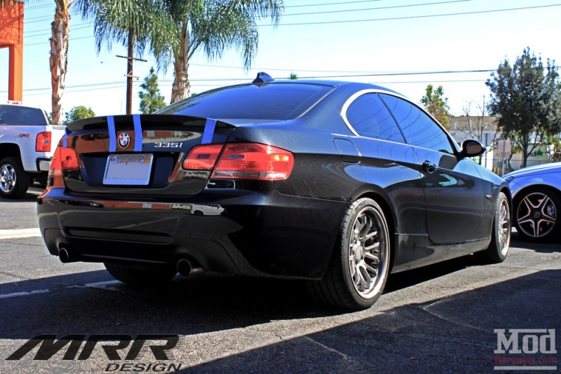 E92 Jeff MRR GT7 Wheels 18x8.5 18x9.5 225-40-18 255-35-18 CKS Coilovers (20)