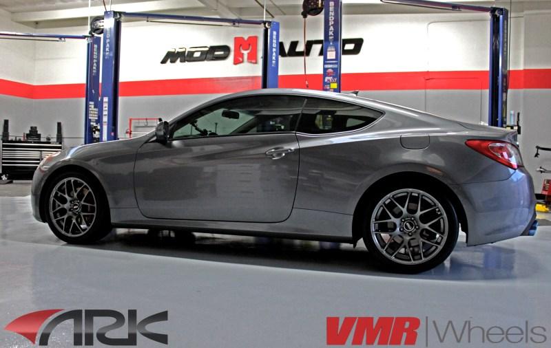 Hyundai Genesis Coupe 2.0T VMR V710 ARK Exhaust (4)
