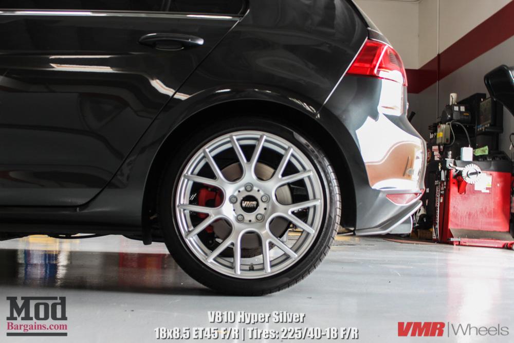 Quick Snap Vw Golf Gti Mk7 On Vmr V810 Wheels Modbargains Com S Blog