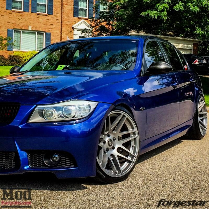BMW E90 M3 Forgestar F14 19x95et22 19x11et25 SDC-7