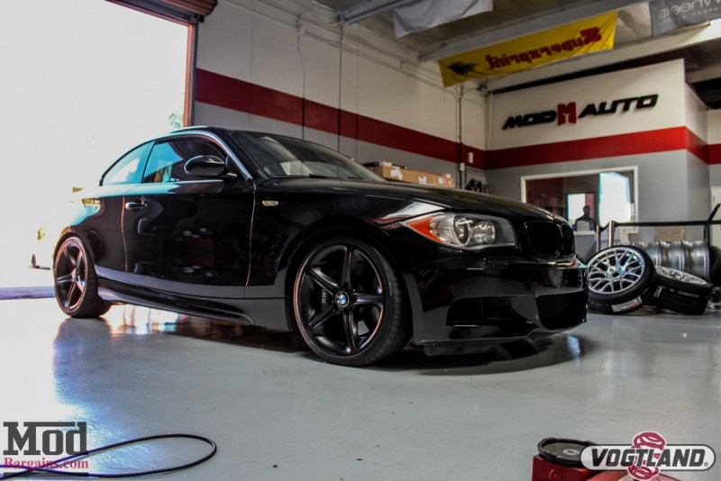 BMW_E82_135i_Black_Vogtland_Coilovers-16