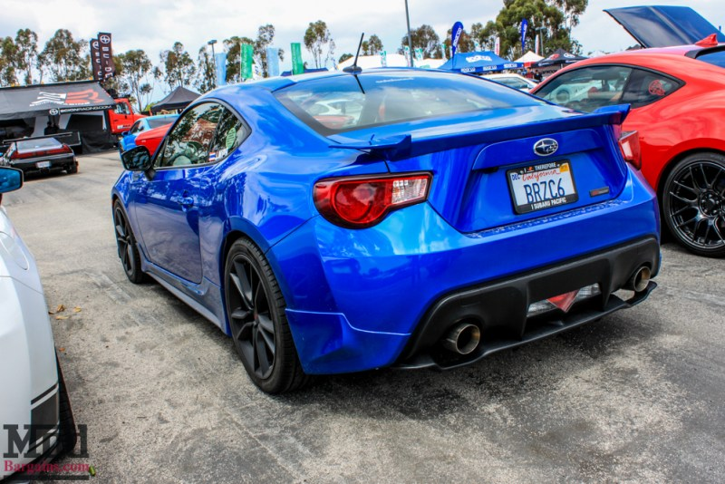 Scion Industry Influencers FR-S BRZ Meet-105