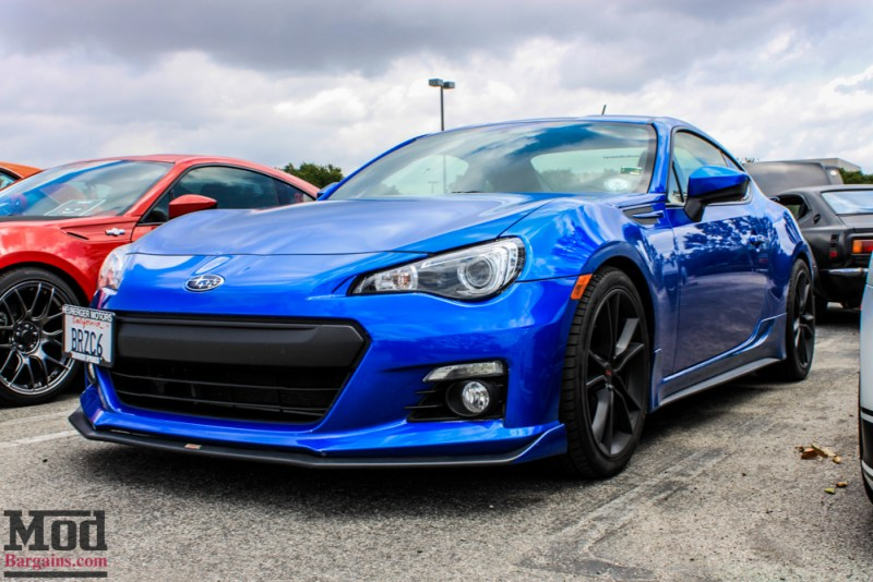 Scion Industry Influencers FR-S BRZ Meet-110