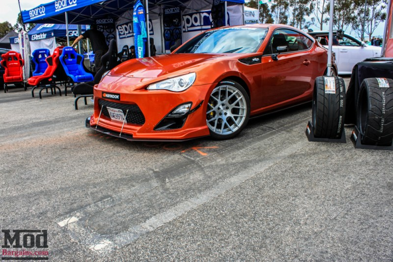 Scion Industry Influencers FR-S BRZ Meet-161