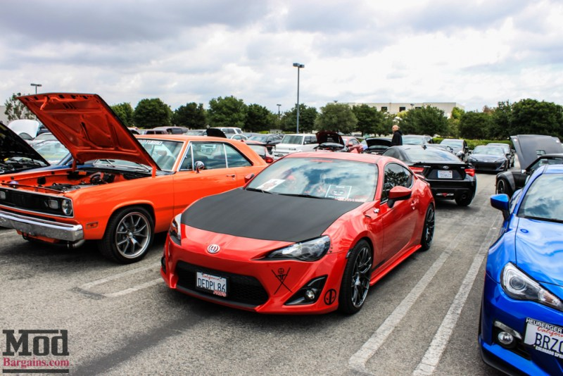 Scion Industry Influencers FR-S BRZ Meet-186
