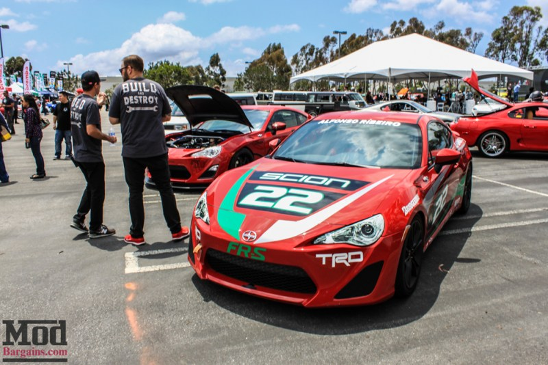 Scion Industry Influencers FR-S BRZ Meet-203
